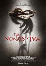 La locandina del film The Monkey's Paw