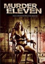 La locandina del film Murder Eleven