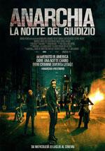 La locandina del film Anarchia: La Notte del Giudizio