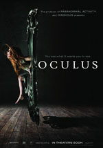 La locandina del film Oculus