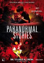 La locandina del film Paranormal Stories