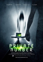 La locandina del film Private Number