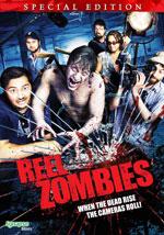 La locandina del film Reel Zombies