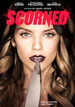La locandina del film Scorned