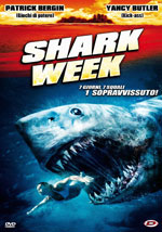 La locandina del film Shark Week