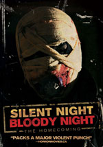 La locandina del film Silent Night, Bloody Night: The Homecoming