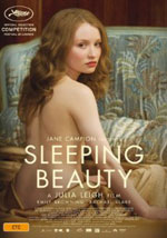 La locandina del film Sleeping Beauty