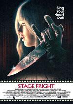 La locandina del film Stage Fright