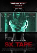 La locandina del film SX_Tape