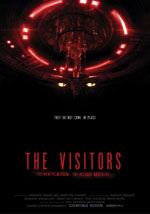 La locandina del film The Visitors