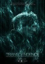 La locandina del film Transcendence