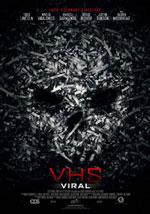 La locandina del film V/H/S: Viral