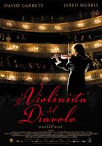 La locandina del film Il Violinista del Diavolo