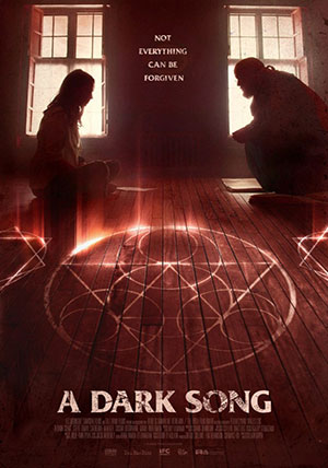 La locandina del film A Dark Song