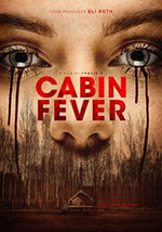 Film horror 2016: Cabin Fever