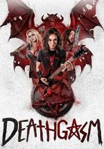 La locandina del film Deathgasm