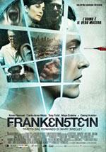 La locandina del film horror 2016 Frankenstein