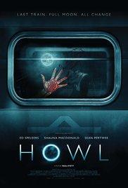 La locandina del film Howl
