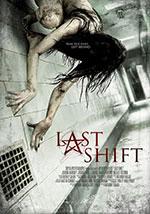 La locandina del film Last Shift