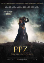 Film horror 2016: PPZ: Pride + Prejudice + Zombies
