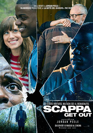 Film horror 2017: Scappa Get Out