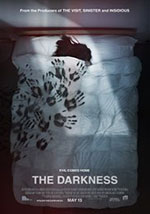 La locandina del film The Darkness