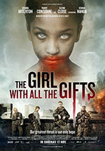 La locandina del film The Girl with All the Gifts