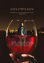 La locandina del film horror 2016 The Invitation