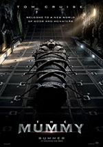 La locandina del film The Mummy: La Mummia