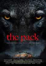 La locandina del film The Pack