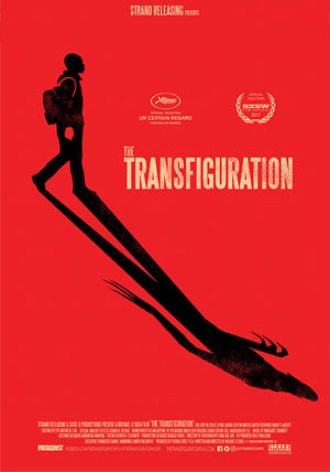 La locandina del film The Transfiguration