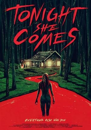 La locandina del film Tonight She Comes