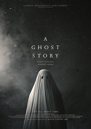 La locandina del film A Ghost Story