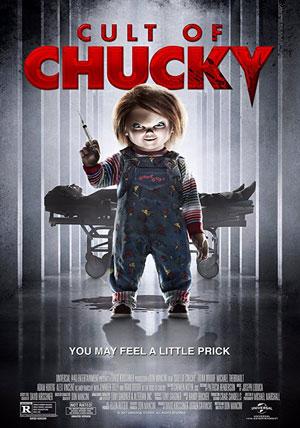 La locandina del film Il Culto di Chucky