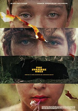 La locandina del film The Strange Ones