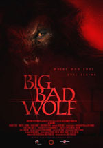 La locandina del film Big Bad Wolf