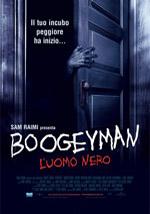 La locandina del film Boogeyman - L'uomo nero