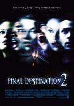La locandina del film Final Destination 2