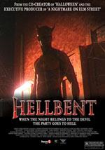 La locandina del film Hellbent