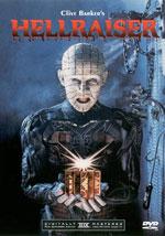 La locandina del film Hellraiser - Non ci sono limiti