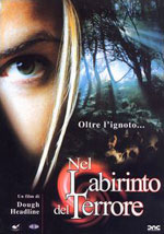 La locandina del film Nel Labirinto del Terrore
