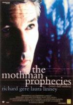 La locandina del film The Mothman Prophecies - Voci dall'ombra