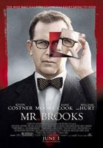 La locandina del film Mr. Brooks