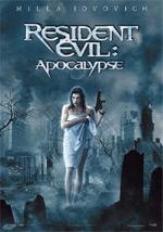 La locandina del film Resident Evil: Apocalypse