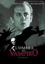 La locandina del film L'ombra del vampiro