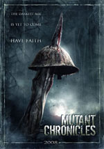 La locandina del film The Mutant Chronicles