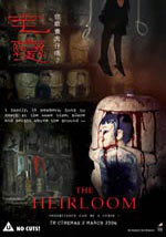 La locandina del film The Heirloom