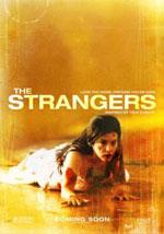 La locandina del film The Strangers