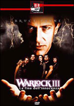La locandina del film Warlock 3