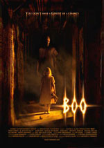 La locandina del film Boo - Morire di Paura